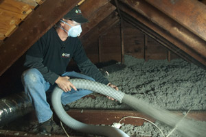 Cellulose Insulation Installation In NJ, NY, and PA